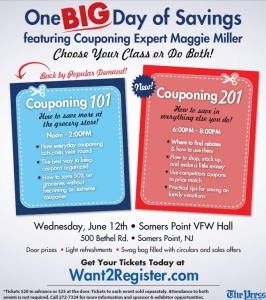 Somers Point New Jersey coupon Seminar