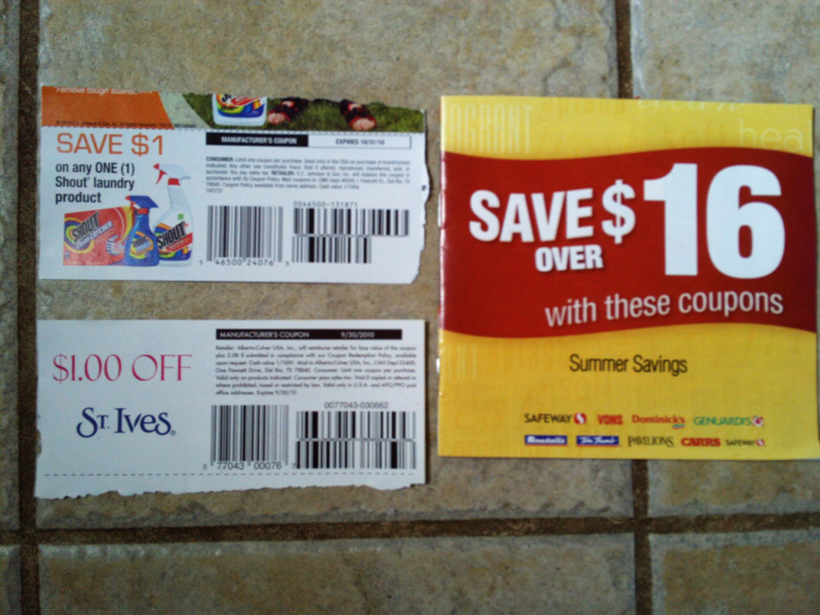 Target coupon books by mail