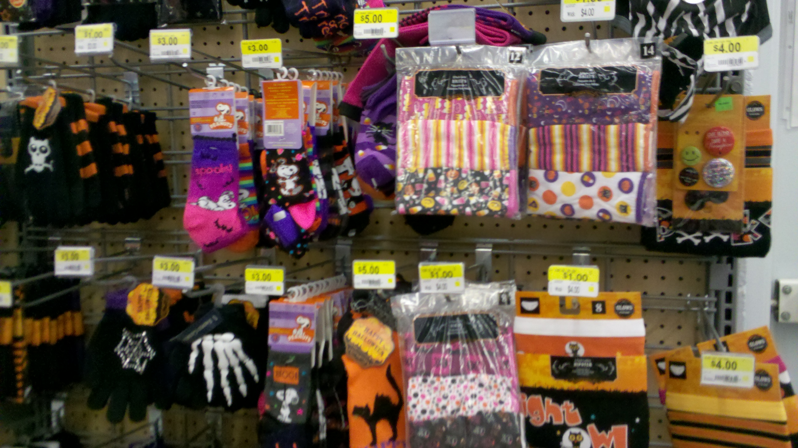 Halloween Clearance at Target & Walmart | Family Finds Fun