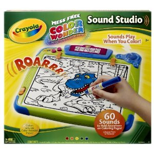 crayola glow station can create with light 14 98 save 63