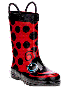 Clearance Rain Boots @ Walmart!! | Family Finds Fun