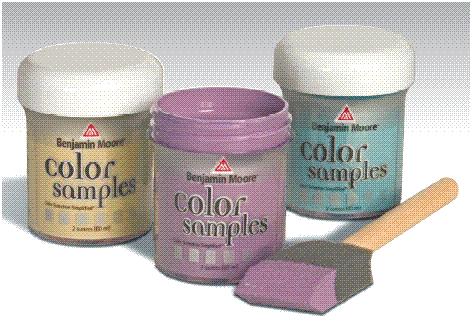 FREE Benjamin Moore Paint Samples