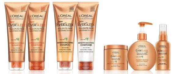 L'Oreal EverSleek, EverStrong or EverPure Coupon! | Family Finds Fun