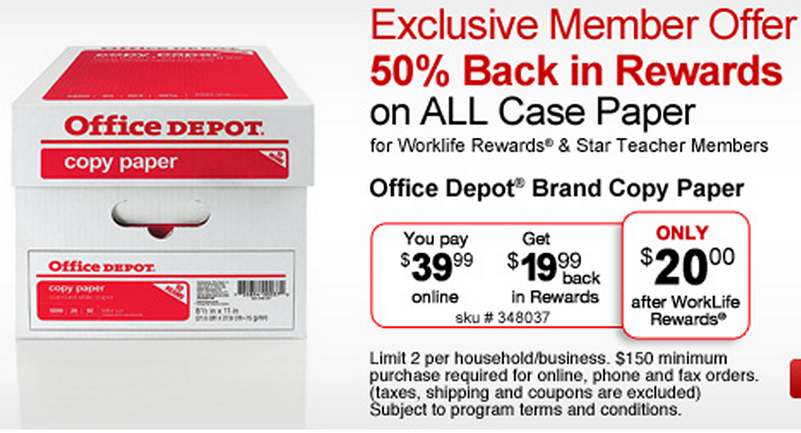 Many Ways to Save at Office Depot. Office Depot started with one Fort Lauderdale retail store in and has since grow to be one of the top suppliers of office products and services globally.