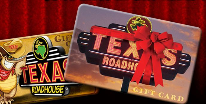 Texas Roadhouse Gift Card Promotion! | Family Finds Fun