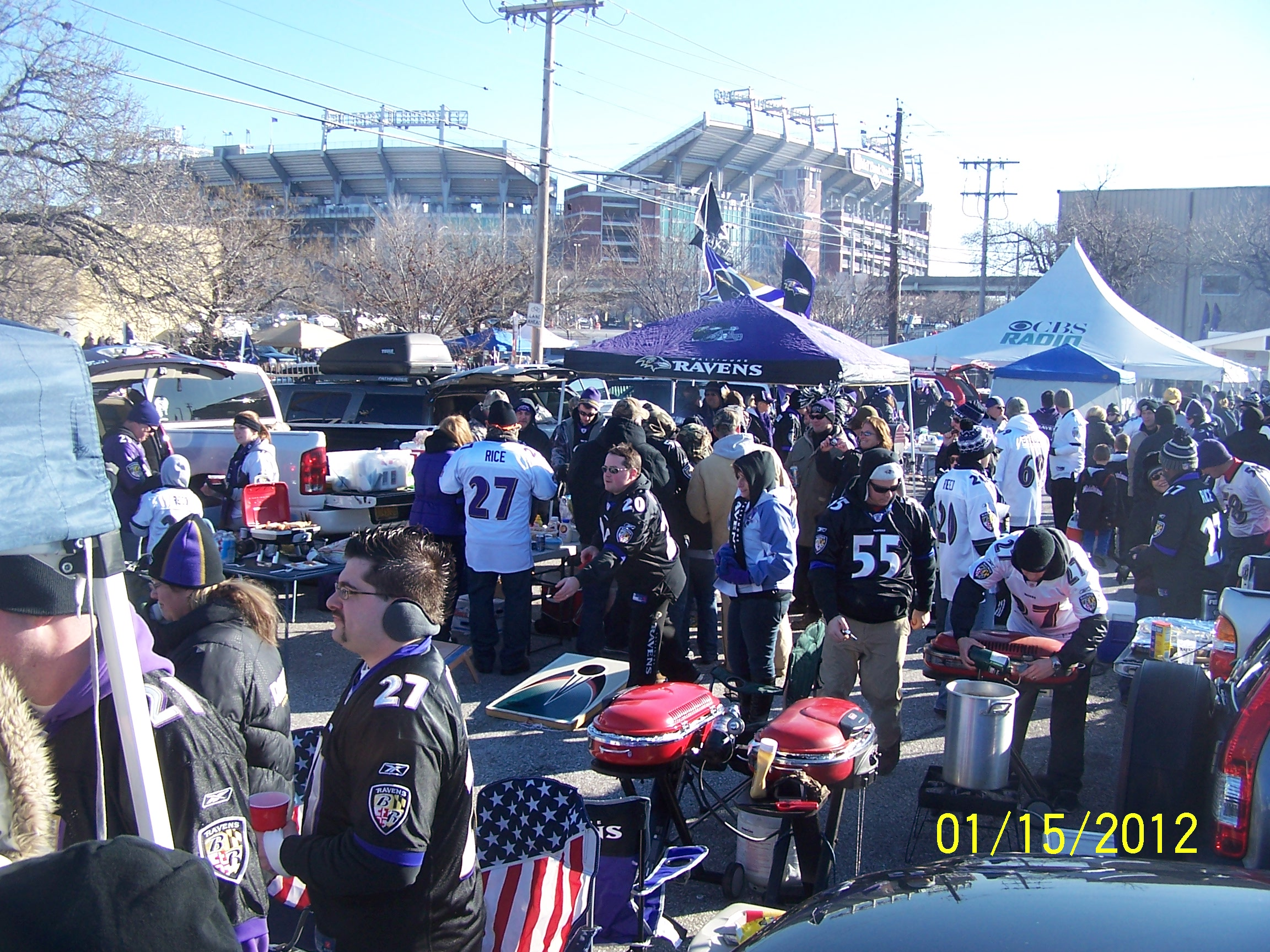 Baltimore Ravens: Tailgate Party | Family Finds Fun