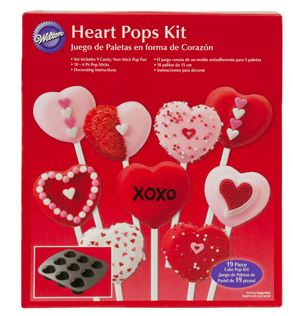 Wilton Cake Pop Decorating Kit : Valentine s Day: Walmart Family Finds Fun