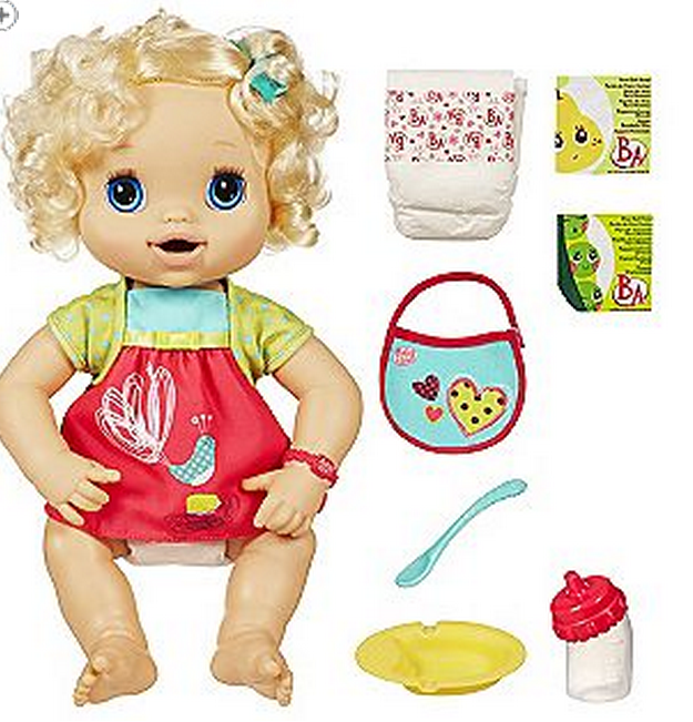 Click Here To Snag A Printable Coupon For 3 00 Off Baby Alive Food Juice And Diaper Refill Packs Did You Buy A Baby Alive This Holiday For A Special