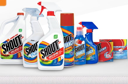 Shout clothing stains remover coupons family finds fun for Best detergent for dress shirts