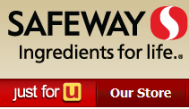Safeway Just for u logo