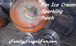 Sparkling Sorbet punch image