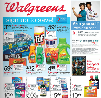 Watch the banner ads at Walgreens to find out where their current promotional offers are and the coupon codes needed to take advantage of them. Coupons change frequently with new offers added daily. Visit this Walgreens coupon page often to get the 82%().
