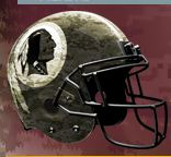 Redskins helmet image FREE Sub Coupon When Redskins Score