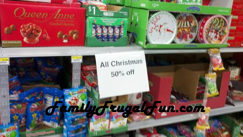 After Christmas Sale Walmart | Family Finds Fun