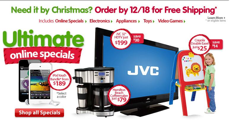 HOT Deals On Christmas Gifts at Walmart, Ice Cream Maker on Rollback ...