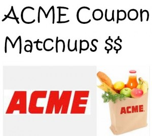 ACME Coupon Matchups
