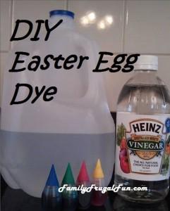 DIY Easter Egg Dye Homemade Easter Egg Dye