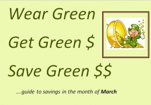Guide to Savings in the Month of March2 300x210 Easter Cookie Recipes