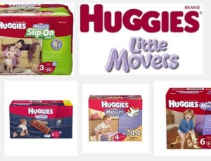 Huggies Little Movers Printable Coupon