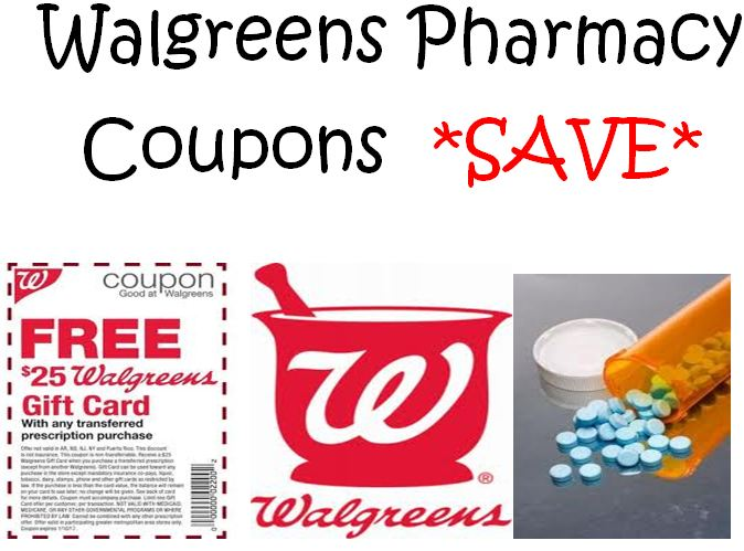 Walgreens Pharmacy Coupons | Family Finds Fun
