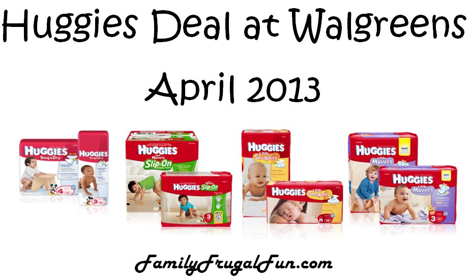 Huggies coupons 2019