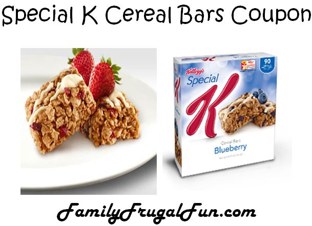 Be the first to learn about new coupons and deals for popular brands like Special K with the Coupon Sherpa weekly newsletters. Show Rebate Get $ back on Special K Cereal.