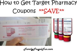 Target Pharmacy Coupons