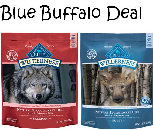 Dog Food Cheaper Than Blue Buffalo