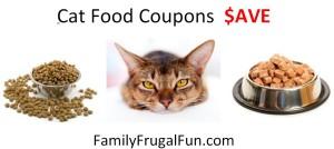 Cat Food Coupons