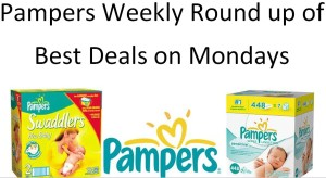 Pampers Weekly round up of best Diaper deals