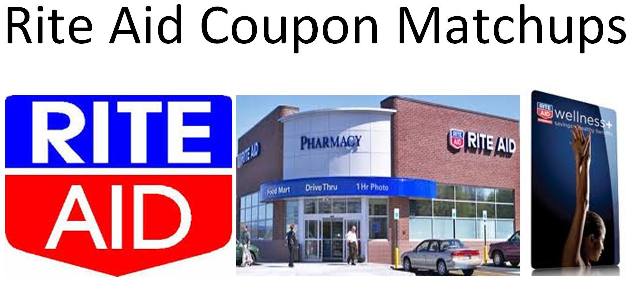 Coupon deals this week at rite aid