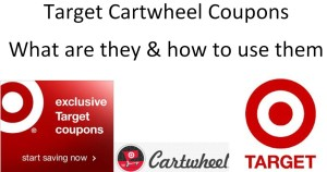 Target Cartwheel coupons what are Target Cartwheel coupons How to Use Target cartwheel coupons