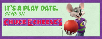 Chuck E Cheese Group Events