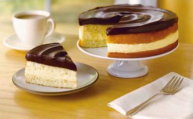 Boston Cream Cake Safeway