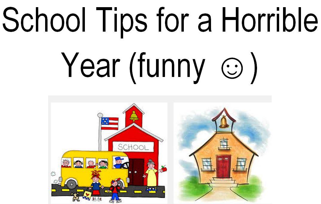 Funny advice tips