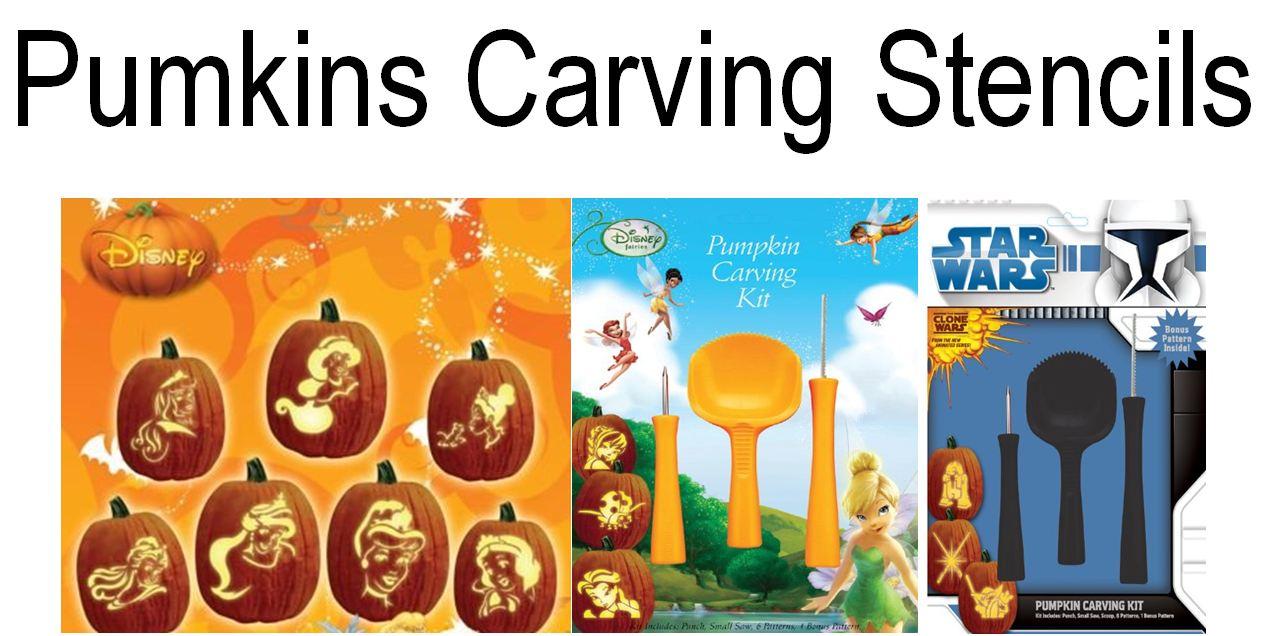 Disney Pumpkin Carving Patterns, Disney Pumpkin Stencils   Family ...