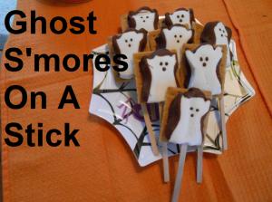 Halloween S'mores