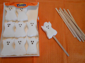 How to make Halloween s'mores