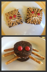 Kids Halloween Dessert Recipes for Kids Halloween Parties - Scary Halloween Recipes