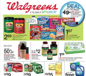Walgreens Weekly Ad September 15th 2013