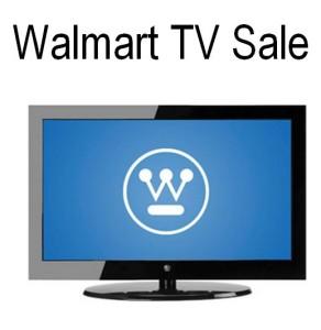 Walmart tv sale