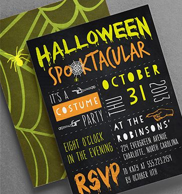 Halloween party invitation wording family finds fun halloween party invitation wording stopboris Choice Image