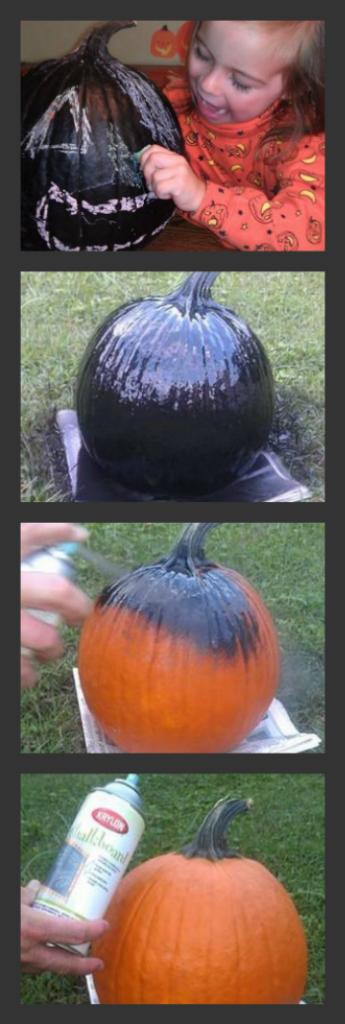JackoLantern Faces Funny Pumpkin Decorating Ideas