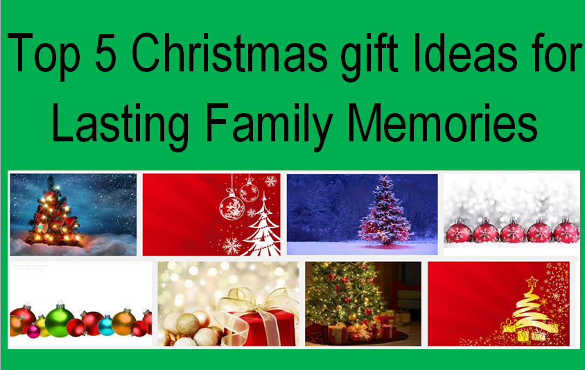 Great Family Gift Ideas - Eskayalitim
