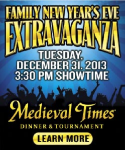 Medieval Times New Years Eve Special