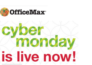 Office Max Cyber Monday Sale
