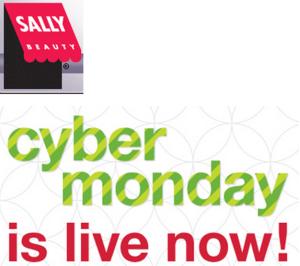 Sally Beauty Cyber Monday Sale 2013