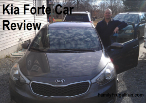 Kia Forte Car Review