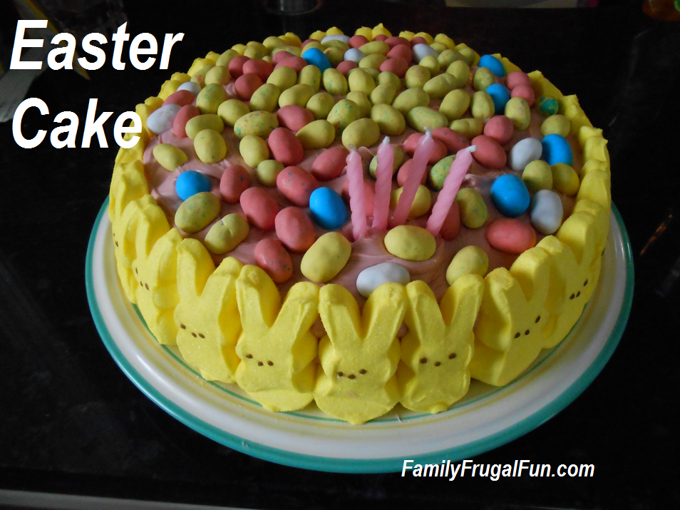 Easter Cake Designs Recipes : Easter Cake Ideas & Recipe Family Finds Fun