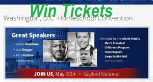 Home School Convention Washington DC May 15th - 17th Gaylord National Teach Them Diligently Discount Tickets